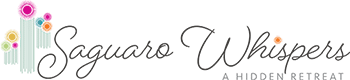 Saguaro Whispers Logo