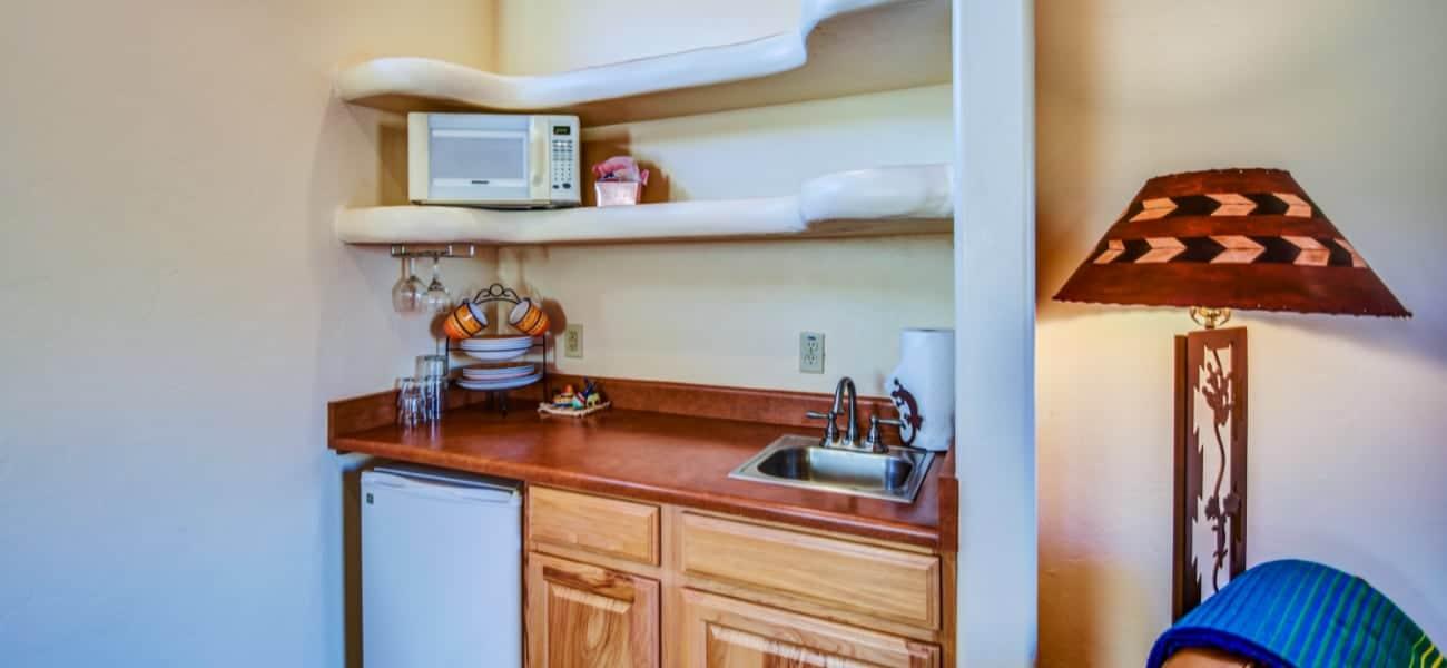 Casita 1 Kitchen