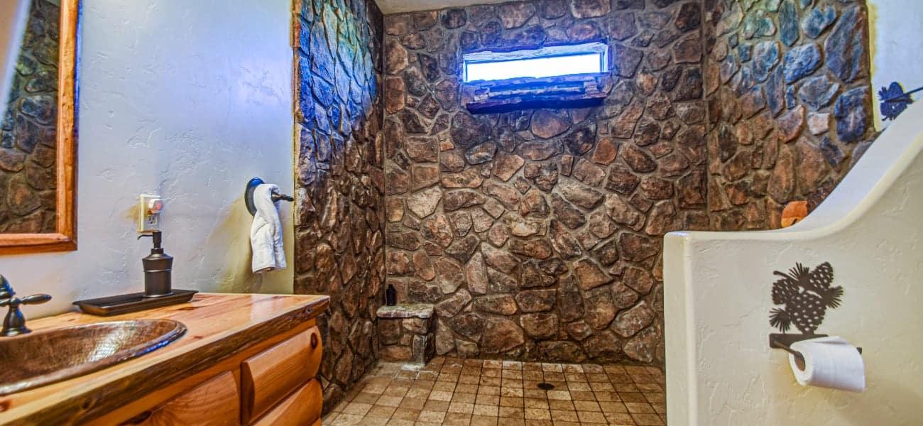 Casita 2 Shower