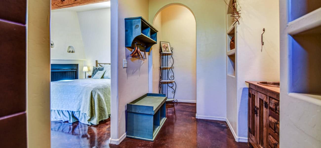 Casita 3 Hallway