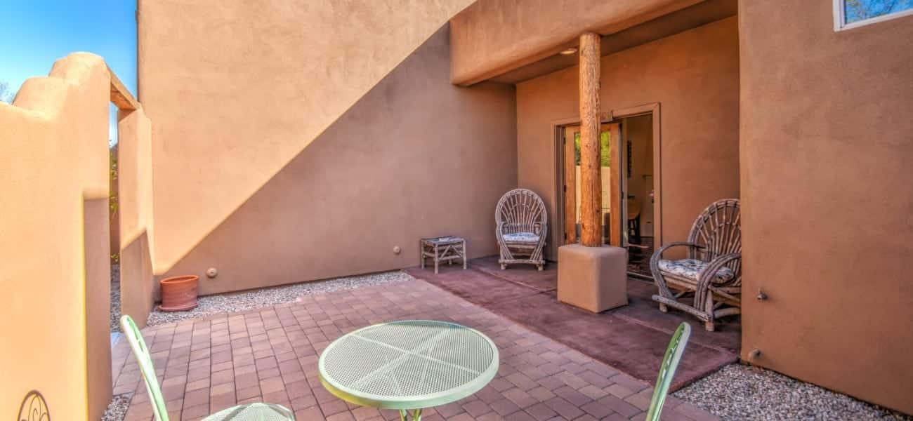Casita 3 Courtyard